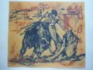 TaurinoV   Obra gráfica de Carmina Palencia   Compra arte en Flecha.es