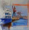 PASCAL | Pintura de ÁNGELES CERECEDA | Compra arte en Flecha.es