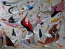 Sibelius OP 47 | Pintura de Valeriano Cortázar | Compra arte en Flecha.es