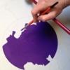 bulleye I | Pintura de Rafa Mateo | Compra arte en Flecha.es