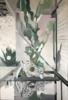 Leopardo de las nieves | Pintura de Marta Albarsanz | Compra arte en Flecha.es
