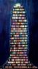 Torre de Babel azul | Pintura de Yanespaintings | Compra arte en Flecha.es
