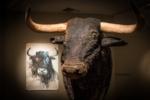 toro nº 7 | Escultura de saiz manrique | Compra arte en Flecha.es