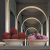 Bodegón con arcos | Fotografía de Leticia Felgueroso | Compra arte en Flecha.es