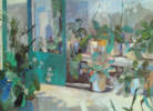 """Conde Duque 1"" | Pintura de Carolina Veramendi B | Compra arte en Flecha.es"
