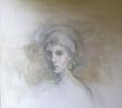 """""""La Jeune fille du Boucle d'oreille""""   Dibujo de Carmen Roger   Compra arte en Flecha.es"""