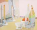 De dos en dos   Pintura de Javier AOIZ ORDUNA   Compra arte en Flecha.es