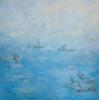 Entre la bruma | Pintura de Guillermo Serrano de Entrambasaguas | Compra arte en Flecha.es
