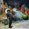 los mensajeros | Collage de Ana Agudo | Compra arte en Flecha.es
