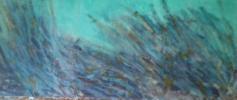 algas | Escultura de pared de beatriz cárcamo | Compra arte en Flecha.es