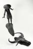 BIG CON TRÂU | Escultura de Javier de la Rosa | Compra arte en Flecha.es