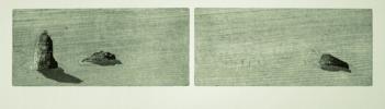 Jardín Zen | Obra gráfica de Prado de Fata | Compra arte en Flecha.es