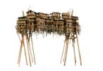 ALDEAS TRANSVERSALES | Escultura de Fernando Suárez | Compra arte en Flecha.es