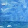 Sun Cloud Miami   Pintura de Verónica Alonso de los Ríos   Compra arte en Flecha.es