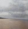 Mar antes de la lluvia   Pintura de Bartolomé Junquero   Compra arte en Flecha.es