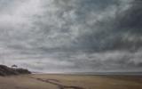 Un brillo cayó del cielo | Pintura de Bartolomé Junquero | Compra arte en Flecha.es