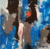 Sea number 1   Pintura de Manuel Hernández Berbel   Compra arte en Flecha.es