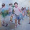 Los días inolvidables | Collage de Pilar López Báez | Compra arte en Flecha.es