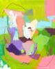 GARDEN 17   Pintura de Marta Aguirre   Compra arte en Flecha.es