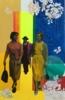 Callejeando | Collage de Olga Moreno Maza | Compra arte en Flecha.es