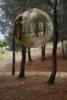 Esfera en el monte | Fotografía de Leticia Felgueroso | Compra arte en Flecha.es