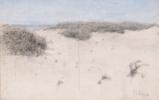 Dunas de Las Tres Piedras   Pintura de José Luis Romero   Compra arte en Flecha.es