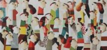 VAMOS | Obra gráfica de Didier Lourenço | Compra arte en Flecha.es