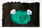 Lago | Pintura de Ana Pellón | Compra arte en Flecha.es