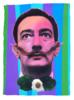Dalí(Pink) | Pintura de Silvio Alino | Compra arte en Flecha.es