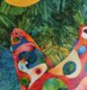 La vida es un cóctel de sensaciones poco agitado   Obra gráfica de RICHARD MARTIN   Compra arte en Flecha.es