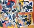 COMPOSICIÓN A CUATRO | Pintura de Iraide Garitaonandia | Compra arte en Flecha.es