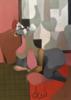 Prostituta de Lugo | Ilustración de Carlos Blanco Artero | Compra arte en Flecha.es