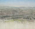 Cerros de Úbeda   Pintura de José Luis Romero   Compra arte en Flecha.es