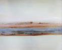 A orillas del lago | Pintura de Esther Porta | Compra arte en Flecha.es