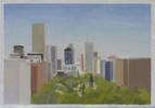 Estudio de luz para Azca #3   Pintura de Ignacio Mateos   Compra arte en Flecha.es