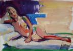 Piano solo   Pintura de FRANCISCO ALARCÓN   Compra arte en Flecha.es