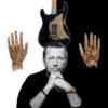 Eric Clapton | Collage de Gabriel Aranguren | Compra arte en Flecha.es