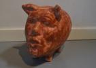 Great Capitalist Selfportratit   Escultura de Joan Priego   Compra arte en Flecha.es