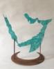 MAR ROJO Y GOLFO PÉRSICO | Escultura de Jaelius Aguirre | Compra arte en Flecha.es