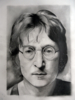JOHN LENNON   Dibujo de ENRIQUE RAGEL   Compra arte en Flecha.es
