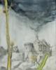 Humo. | Dibujo de Rosario Rodriguez | Compra arte en Flecha.es