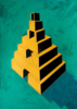 Babel III | Pintura de Ana Pellón | Compra arte en Flecha.es