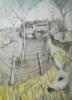 La corza blanca   Dibujo de Rosario Rodriguez   Compra arte en Flecha.es