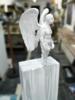 Mi angel de la guarda sigue peleando por mis sueños. | Escultura de Reula | Compra arte en Flecha.es