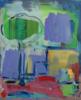 COLORES SUPERPUESTOS 1 | Pintura de Jesús Cuenca | Compra arte en Flecha.es