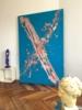 BRILLO AZUL | Imagen en movimiento de ALFREDO MOLERO DOVAL | Compra arte en Flecha.es