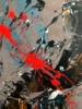 FUEGO Y TIERRA | Pintura de ALFREDO MOLERO DOVAL | Compra arte en Flecha.es
