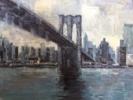 Brooklyn | Pintura de Jesus | Compra arte en Flecha.es