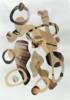 Mapografia caramenlo #2 | Collage de Fabiana Zapata | Compra arte en Flecha.es