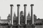 BARCELONA - PALACIO NACIONAL DE MONTJUICH   Fotografía de ADOLFO ZERKOWITZ   Compra arte en Flecha.es